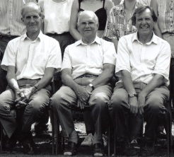 Donald Pigott, Peter Orriss, Norman Villis, 1995