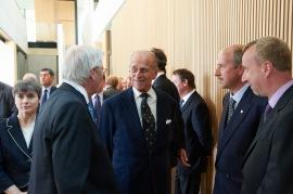 Duke of Edinburgh photo by Nigel Luckhurst