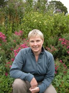 Head of Horticulture Sally Petitt