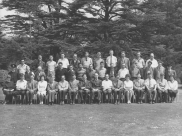 PS3 Staff photo, June 1963