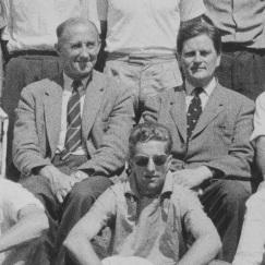 Bob Younger and John Gilmour
