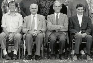 Norman Peter Donald Peter July 1990