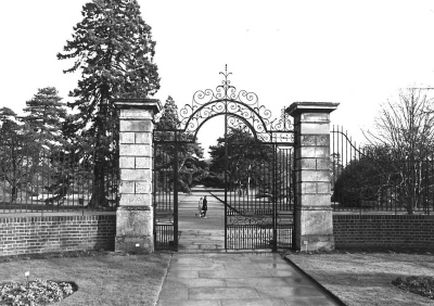 Garden Gates in the 1960s