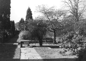 old winter garden
