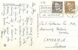 post card denmark