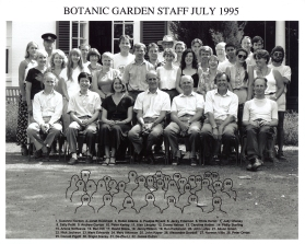 Staff photo 1995